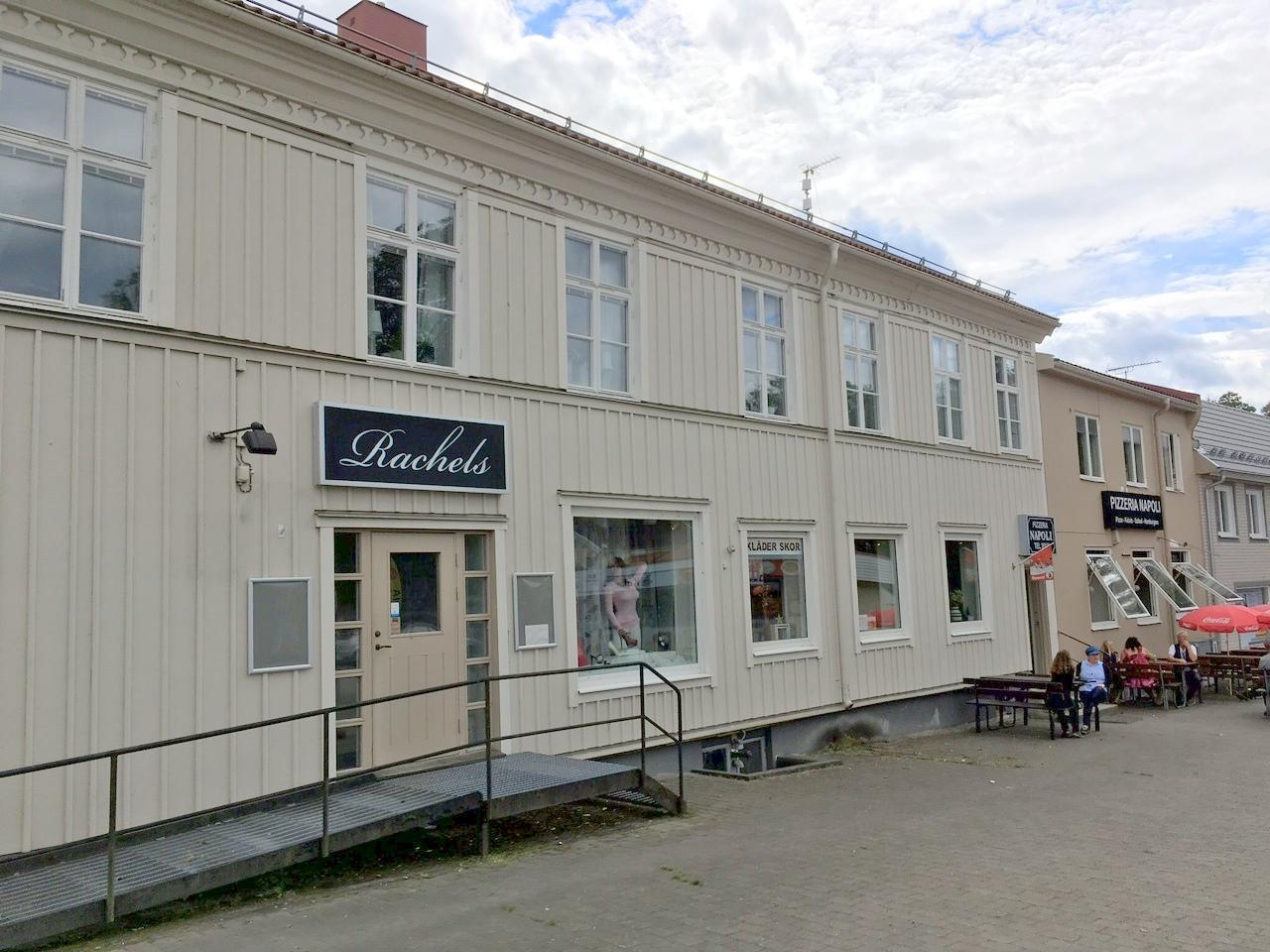 Butik, Torget 9A, Vrigstad